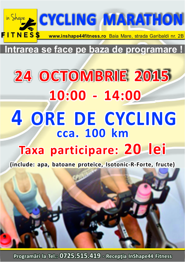 cycling marathon